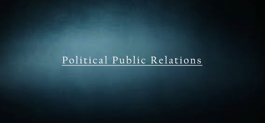 political communication and public relations